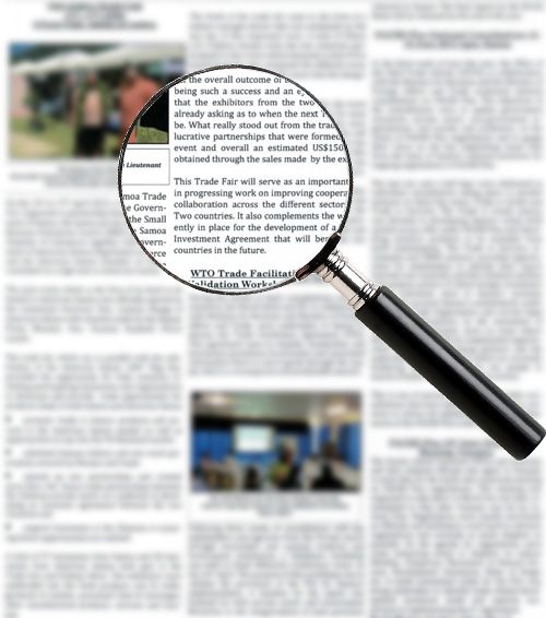 MFAT News Bulletin